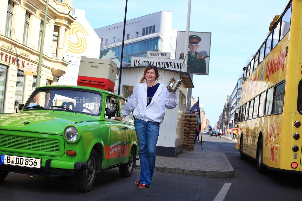 Berlin: apiculture dans la capitale verte